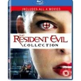 Resident Evil - 1-4 (UK)