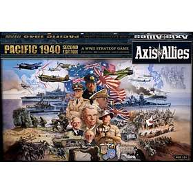 Avalon Hill Axis & Allies: Pacific - 1940 (2nd Edition)