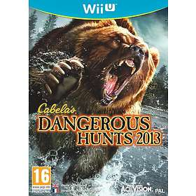 Cabela's Dangerous Hunts 2013 (Wii U)