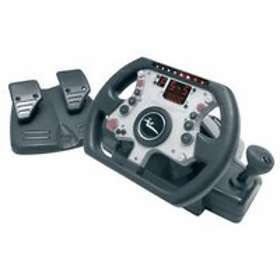 Joytech Williams F1 Team Force Feedback Racing Wheel (PS2)