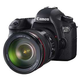 Canon EOS 6D + 24-105/4.0L IS USM