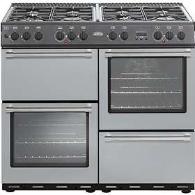 Belling Country Classic 100DFT (Silver)