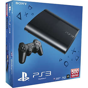 Sony PlayStation 3 (PS3) Slim 500GB