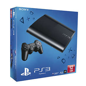 Sony PlayStation 3 Slim 12Go
