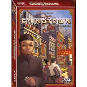 Z-Man Games Chinatown