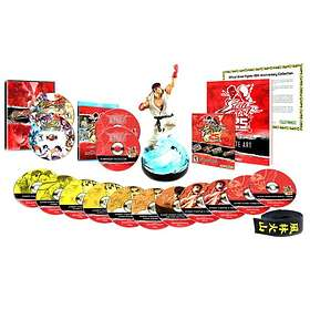 Street Fighter 25th Anniversary Collector's Set (USA-import)