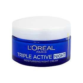 L'Oreal Triple Active Night Hydratante Crème 50ml