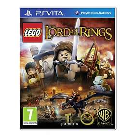 LEGO The Lord of the Rings - Elrond Edition (PS Vita)