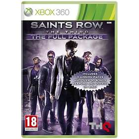 Saints Row: The Third - The Full Package (Xbox 360)