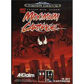 Spider-Man & Venom: Maximum Carnage (Mega Drive)