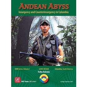 GMT Games Andean Abyss