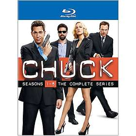 Chuck - The Complete Series Collector Set (US)