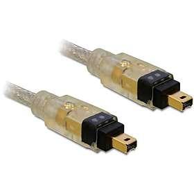 DeLock Firewire 4-Pin - 4-Pin 2m
