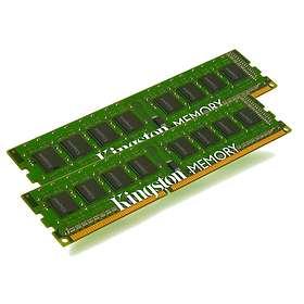 Kingston ValueRAM DDR3 PC12800/1600MHz CL11 2x4GB
