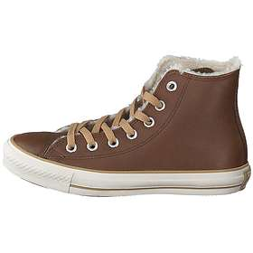 Paras hinta Converse Chuck Taylor All Star Shearling Leather Hi ... 666e05265b