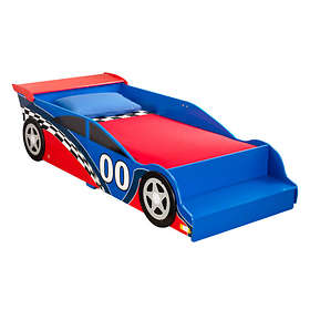 Find the best price on KidKraft Racecar Juniorsäng 75x190cm ... 40a61b5dc3a7e