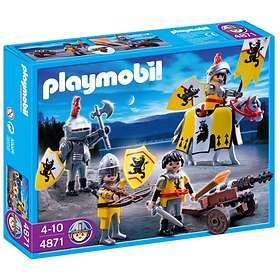 Playmobil Knights 4871 Soldats du Lion