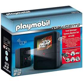 Playmobil Top Agents 4879 Spying Camera Set