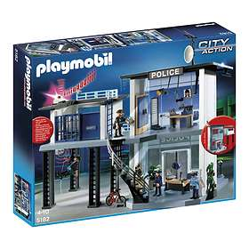 Playmobil Police 5182 Police Station with Alarm System