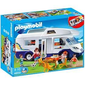 Playmobil Vacation 4859 Grand camping-car familial