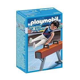 Playmobil Sports & Action 5192 Gymnaste Et Cheval-D'arçons