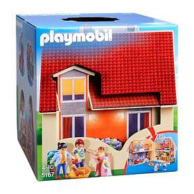 Playmobil Doll's House 5167 Take Along Modern Doll House