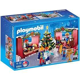 Playmobil Christmas 4891 Marché de Noël