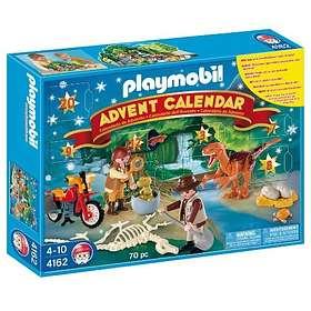 Playmobil Christmas 4162 Dinosaurieexpedition Advent Calendar 2010