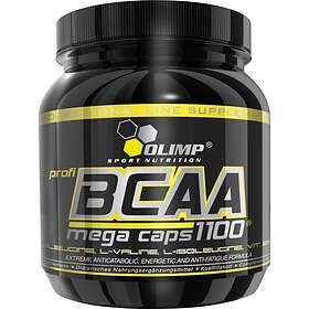 Olimp Sport Nutrition BCAA Mega Caps 1100 300 Kapsler