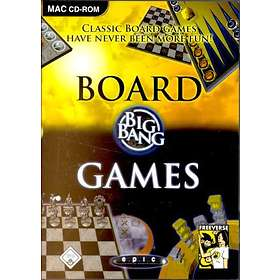 Big Bang Board Games