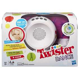 Hasbro Twister Dance Britney Spears