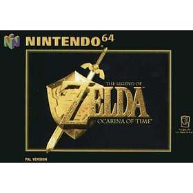 The Legend of Zelda: Ocarina of Time - Collector's Edition (N64)