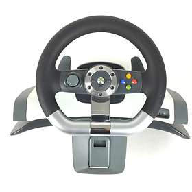 Microsoft Xbox 360 Wireless Racing Wheel (Xbox 360) (Original)