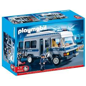 565a401cd2f1 Find the best price on Playmobil Police 4023 Police Van