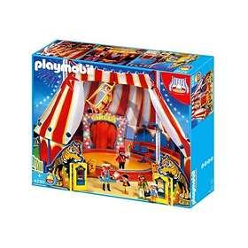 Playmobil Circus 4230 Grand chapiteau de cirque
