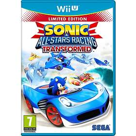 Sonic & All-Stars Racing Transformed - Limited Edition (Wii U)