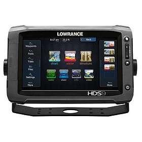 Lowrance HDS-9 Touch Gen 2