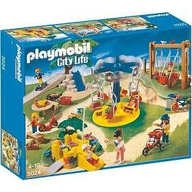 Playmobil City Life 5024 Lekplats