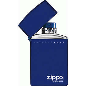 Zippo Fragrances Into The Blue edt 50ml