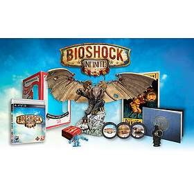BioShock Infinite - Ultimate Songbird Edition (PS3)