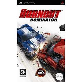 Burnout: Dominator (PSP)