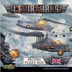 Catalyst Game Labs Leviathans: French Fleet Box