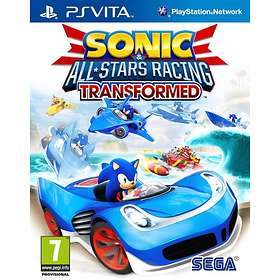 Sonic & All-Stars Racing Transformed - Limited Edition (PS Vita)
