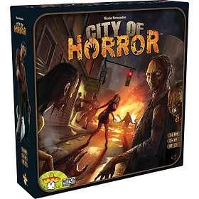 Asmodée City Of Horror