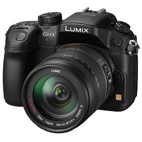Panasonic Lumix DMC-GH3 + 14-140/4,0-5,8 OIS