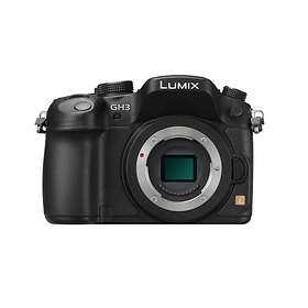 Panasonic Lumix DMC-GH3