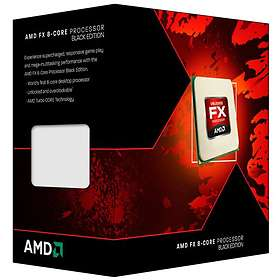 AMD FX-Series FX-8350 4,0GHz Socket AM3+ Box
