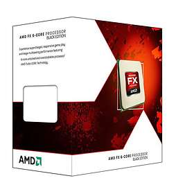 AMD FX-Series FX-6300 3,5GHz Socket AM3+ Box