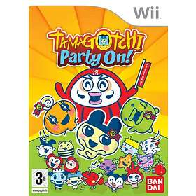 Tamagotchi: Party On! (Wii)