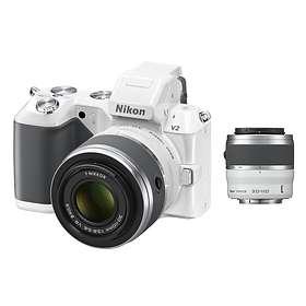 Nikon 1 V2 + 10-30/3,5-5,6 VR + 30-110/3,8-5,6 VR